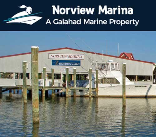 marina logo or view